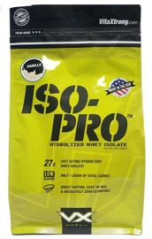 VITAXTRONG ISO-PRO 100% Hydrolyzed Why Isolate - Whipped Vanilla Cream 2lb