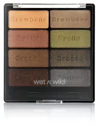 WET N' WILD Color Icon Eye Shadow Collection - Comfort Zone
