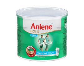 ANLENE Gold Milk Powder Vanilla Flavor 400g