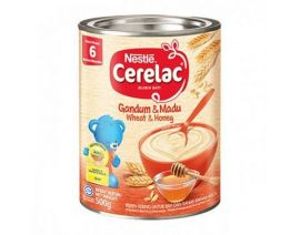 NESTLE Cerelac Wheat & Honey 500g