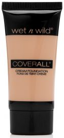 WET N WILD CoverAll Creme Foundation - Light