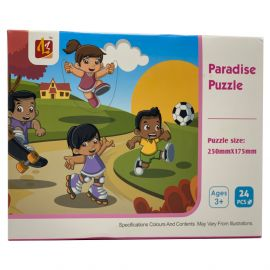 Paradise Puzzle 250mmx175mm