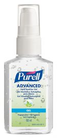 PURELL Advanced Hand Sanitizer Gel 60ml