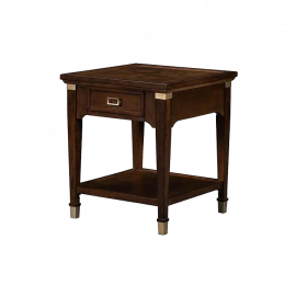 ASHLEY Square End Table