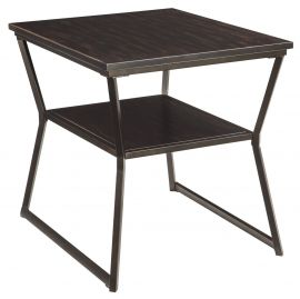 ASHLEY Rectangular End Table