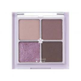 ROM&ND Better Than Eyes (ម៉្សៅផាត់ភ្នែក) Be Original Edition - 02 (Dry Violet)