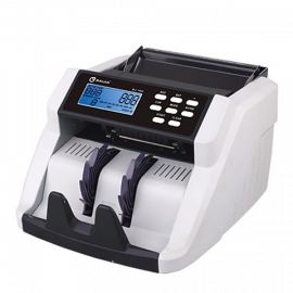 BAIJIA Bill Counter with UV/MG, LCD Display 1000 Notes/Minute