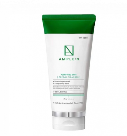 AMPLE:N Purifying Shot Cream Cleanser - 150ml