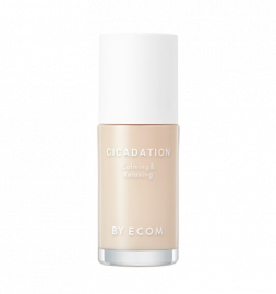 BY ECOM Pure Calming Cicadation SPF47 PA++ - Natural Beige, 30ml