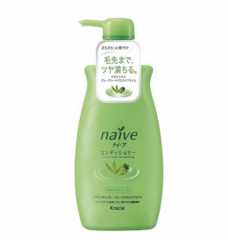 KRACIE Naive Conditioner Smooth & Silky - 550ml