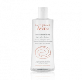 AVENE Micellar Lotion Cleanser Toner and Makeup Remover 400ml
