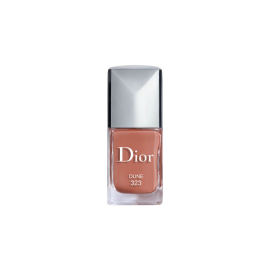 DIOR Vernis Couture Colour Gel (ថ្នាំលាបក្រចក) Shine and Wear Protective Nail Care - 323 Dune, 10ml