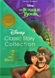 Disney Classic Story Collection - 3 Movie Storybooks
