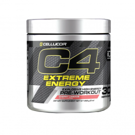 CELLUCOR C4 Extreme Energy Pre-Workout Dietary Supplement Cheery Limeade - 30 Servings