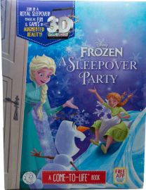 DISNEY Frozen: A Sleepover Party