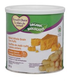 PARENT'S CHOICE Baked Whole Grain- Cheese 42g