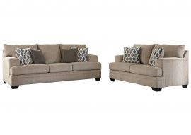 AHSLEY Dorsten Sofa and Loveseat