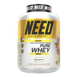 NEED Pure Whey Tropical Fruits Smoothie - 2.2lbs