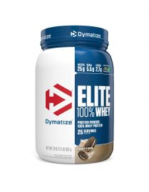 DYMATIZE Elite Whey 2Lbs Cookie and Cream