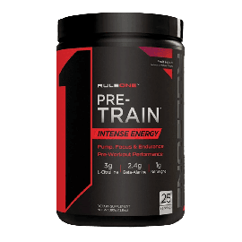 RULEONE R1 Pre-Train Fruit Punch - 25 Servings