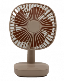 YASE Table Fan Mini Portable Usb Charging Fan - Pink