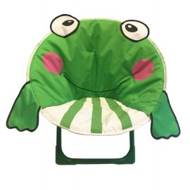 ENTHANOO Baby Soft Seating Chair - Green Frog