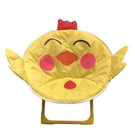ENTHANOO Baby Soft Seating Chair - Yellow Chicken