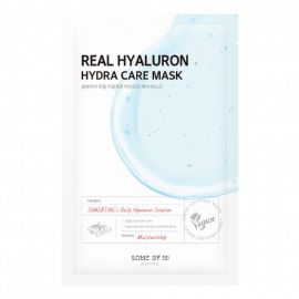 SOME BY MI Real Hyaluron Hydra Care Mask (ម៉ាសបិតមុខ) - 1 Sheet