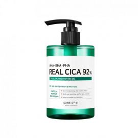 SOME BY MI AHA BHA PHA Real Cica 92% Cool Calming Soothing Gel - 300ml