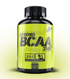 VITAXTRONG Strong BCAA 2500 - 240 Capsules