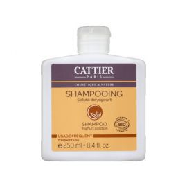 CATTTIER Shampoo Yoghurt Solution for Frequent Use - 250ml