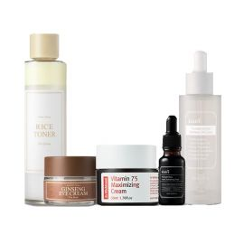 BY WISHTREND, I'M FROM & KLAIRS Youthful Aging Skin Care Box Set